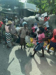 Streets of Haiti